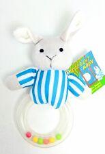 New! Goodnight Moon Rattle Bunny Lapin Hochet Baby's Toys Infant Shake Noise Fun