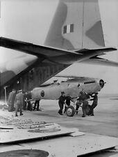 1968 Hawker HIND Bomber Aircraft Comes Home Press Photo