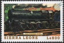 British Railways/BR Standard Class 9F 92220 EVENING STAR Train Locomotive Stamp