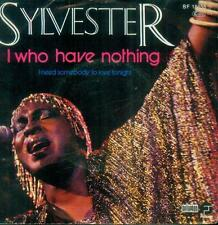 """7"""" Sylvester/I Who Have Nothing (Pink Vinyl) D"""