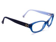 9869bc96454e Coach Women's Eyeglasses HC 6002 Cecillia 5056 Blue Oval Frame 51[]16 135