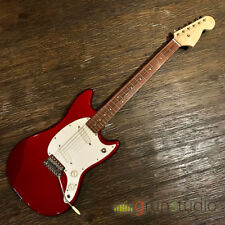 Maker unknown duo sonic type electric guitar JAPAN rare useful EMS F/S*