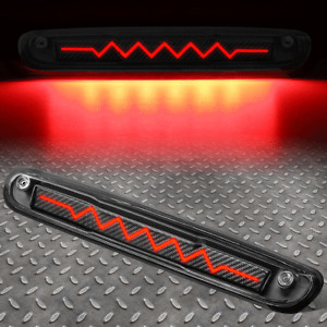 [SEQUENTIAL HEARTBEAT LED]FOR 07-14 CHEVY SILVERADO GMC SIERRA THIRD BRAKE LIGHT