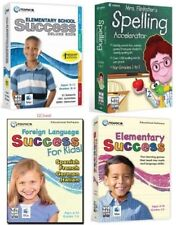 Topics Entertainment - Home Learning Suite - Four Best-selling Softwares