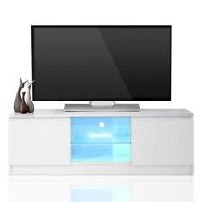 Nidouillet TV Cabinet Multi-function TV Stand LED Back light AB070