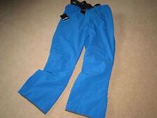 Brand new hommes chaque D2 MOGUL technique pantalon de ski bleu taille 3XL skiydiver