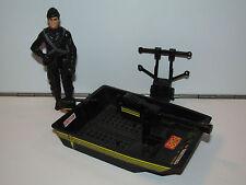 1983 GI JOE / ACTION FORCE SAS 'SATT' NAUTILUS w/ SEEWOLF NEAR COMPLETE GERMANY