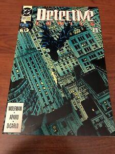 Detective Comics #626 (Feb 1991, DC)