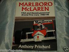 MARLBORO MCLAREN TAG & HONDA Cars 1983 1990 Ayrton Senna Alain Prost NIKI LAUDA