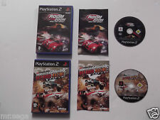 ROOM ZOOM race for impact & World Championship Off Road Racing pour playstation 2