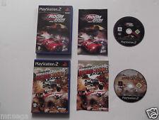 Zoom de habitación carrera para Impactos y campeonato Mundial Off Road Racing Para Playstation 2