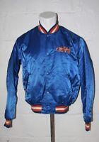 VTG 90's Starter Cleveland Cavaliers Cavs Satin Embroidered Jacket Coat L Large