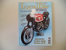 LEGEND BIKE 7/1994 INDIAN 74 CHIEF/DKW RT 125/MOTO GUZZI LODOLA/MATCHLESS G 50