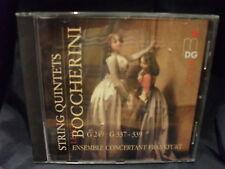 Luigi Boccherini - String Quintets  -Ensemble Concertant Frankfurt