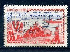 TIMBRE FRANCE OBLITERE N° 983 LIBERATION photo non contractuelle