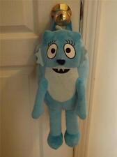 "Toodee Yo Gabba Gabba 2012 16"" Stuffed Plush Doll Pillow Pocket Handle Retired"