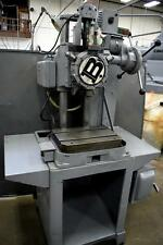 Burgmaster 1D Turret Drill | Tapping Machine