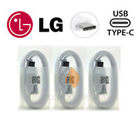 OEM Original Fast Charger USB Type C Data Charging Cable For LG G5 G6 V20 V30 G7