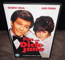 Fun With Dick & Jane (DVD, 1976, 2005) George Segal, Jane Fonda