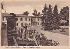 CASTEL S.PIETRO (Bologna) - Terme - Padiglioni Fanghi 1941