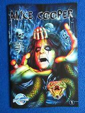 ALICE COOPER #1   BLUEWATER COMICS