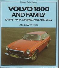 VOLVO PV444 PV544 AMAZON P1800 1944 - 1973 DEVELOPMENT & PRODUCTION HISTORY BOOK