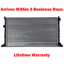 New Radiator Jetta 93-98 Cabrio Cabriolet Golf 1.8 1.9 2.0 L4 Lifetime Warranty