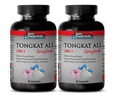 Tongkat Ali Powder - Tongkat Ali Extract 200:1 400mg - Male Sex Drive Booster 2B