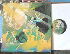 Greenslade Self Titled S/T Debut Album 1973 Warner Bros bs2698 gatefold prog lp!