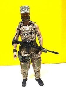 1;/6 Hot Toys U.S. DEVGRU Operator 12in. Action Figure
