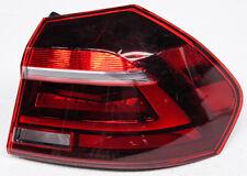 OEM Volkswagen Passat Sedan Right Passenger Side LED Tail Lamp Plug Chipped