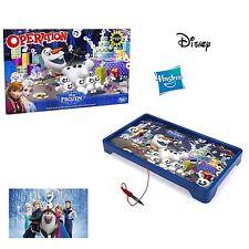 Disney Frozen--Die Eiskönigin--Operation Spiel--Kristoff Elsa Anna Olaf--Hasbro