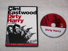 DIRTY HARRY Deluxe Edition DVD (Widescreen)