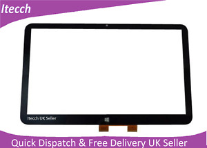 """HP Stream 13-c020na 13.3"""" Touch Screen Digitizer Front Glass"""