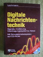 Digitale Nachrichtentechnik - Fachbuch Signale Codierung Übertragungssysteme