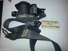 HONDA ODYSSEY 1998 SEAT BELT FOR RIGHT HAND FRONT WITH CHARCOAL GREY COLOUR