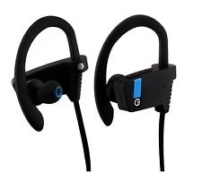 i-Supersim Wireless Bluetooth Sport Stereo Headphones Sweat-