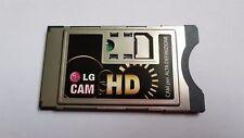 Tessera LG CAM HD per Mediaset Premium e TIVÙ SAT tipo CI0316 ITA03 R1.0