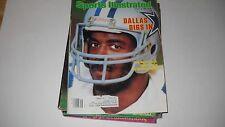 Tony Dorsett & Dallas Cowboys -Sports Illustrated- 8/29/1983