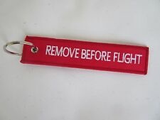 Schlüsselanhänger Remove before Flight CH-47 Airforce Piloten US Army Key Ring