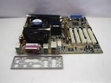 Asus P4C800 Deluxe Rev 2.00 Motherboard P4 3.0GHz CPU and 1GB Memory