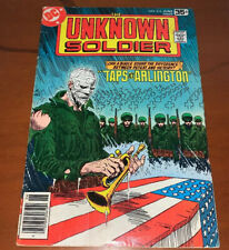 The Unknown Soilder #216 DC Comics 1978