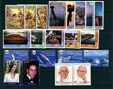 Penrhyn Island #346//504 (PE405) (5) Complete Sets, M, LH, FVF, CV$44.50