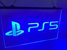 PlayStation 5 Led Neon Light Sign Game Room