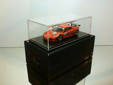 RED LINE FERRARI F430 GT2 #63 SILVERSTONE '07 MANSELL - 1:43 - EXCELLENT IN BOX