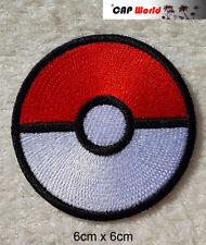 Pokemon Go PATCH Aufbügler Aufnäher Abzeichen Bügelbild Patch Cap Pokemoon