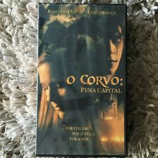 Movie VHS Tape - The Crow: Salvation, 2000