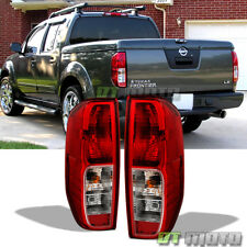 For 2005-2017 Frontier 09-12 Equator Tail Lights Lamps Replacement Left+Right