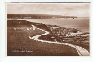 Victoria Walk Thurso Caithness 1891 Real Photograph Russell & Leslie Stationers