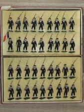 ULTRA RARISSIME - BOITE GERGEAU 1875 / CBG MIGNOT DES MARINS BACHIS EN ARRIERE
